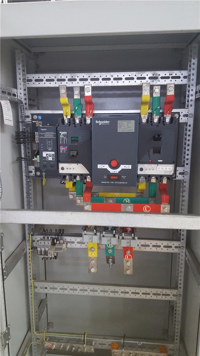 dgsp双电源配电柜