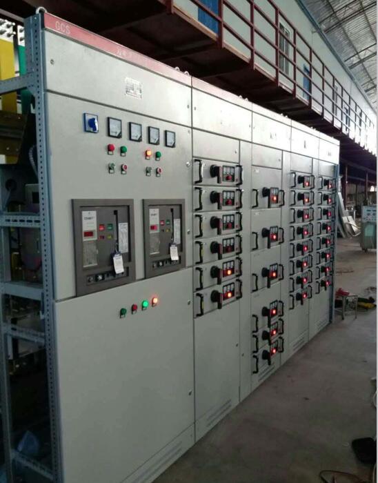 滇池明珠广场双电源配电柜